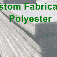 Polyester Insulation Panels- 11kg to 60kg Density