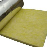 Fiberglass Roof Blanket Heavy Duty Foil Faced