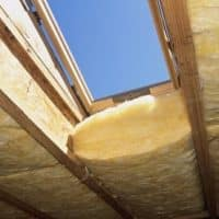 Fiberglass Insulation-Ceiling Batt