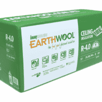 Earthwool Insulation-Ceiling Batt