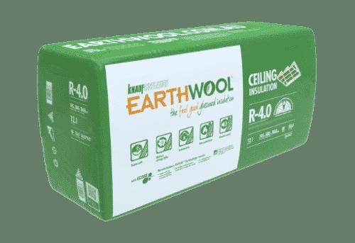Earthwool Ceiling Insulation Higgins Insulation Builders