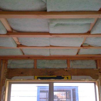13-higgins-insulation-polyester-insulation-batts-installed-wooden frame