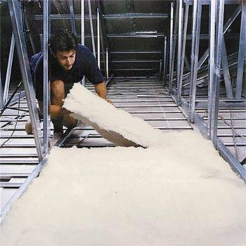 2 higgins-insulation-polyester insulation batts install
